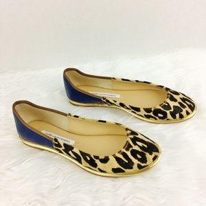 Diane Von Furstenberg Shoes Flats